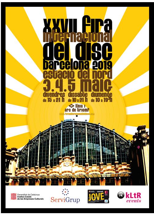 Pr ximas ferias de discos 2019 ferias de discos for Proximas ferias en barcelona
